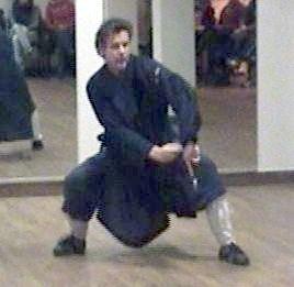 Michael Steinmetz Tai Chi Chuan TaijiQuan Kurse in Castrop-Rauxel Hattingen Waffenform Schwert
